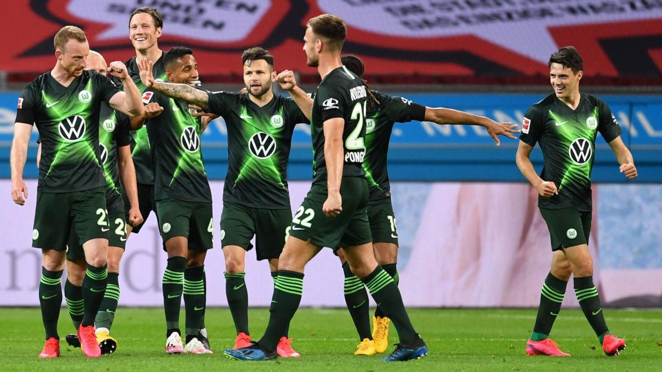 Wolfsburg vs bayer leverkusen betting expert tennis fitzgibbon cup 2021 betting odds