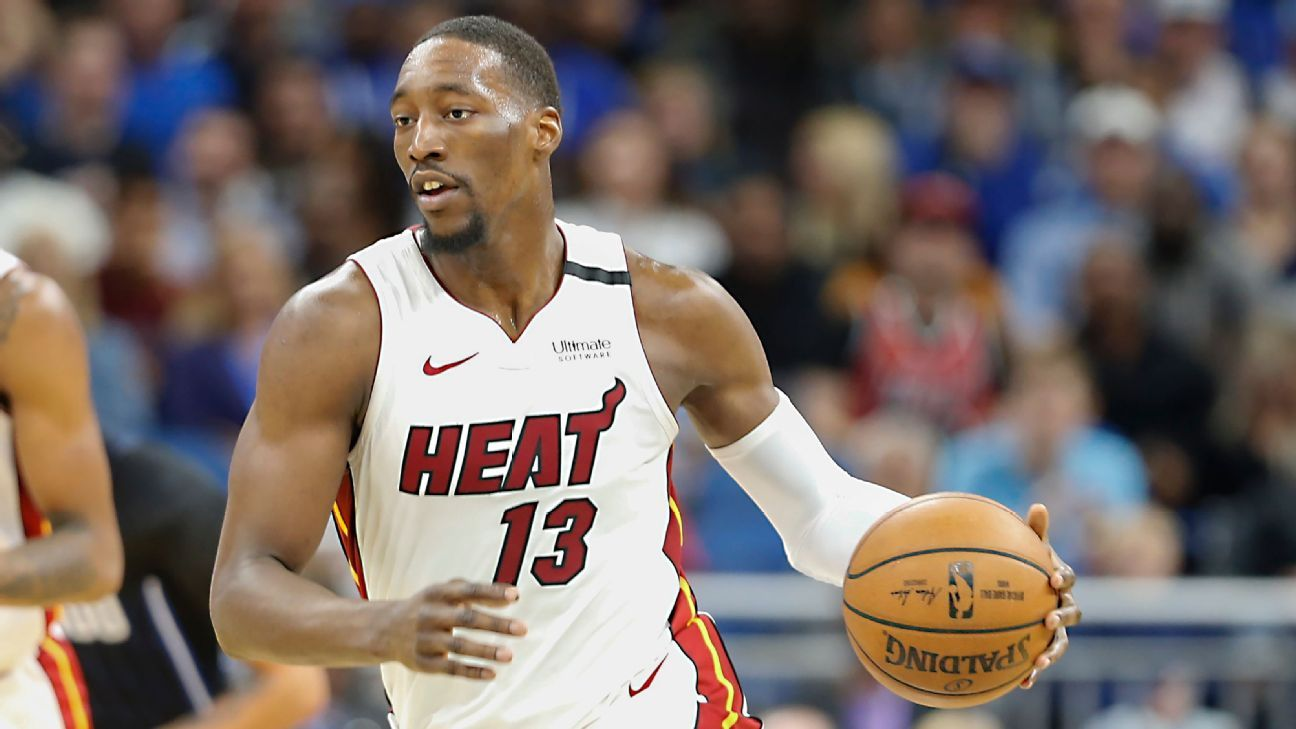 Miami Heat working on extension that could give Bam Adebayo at least $168 million