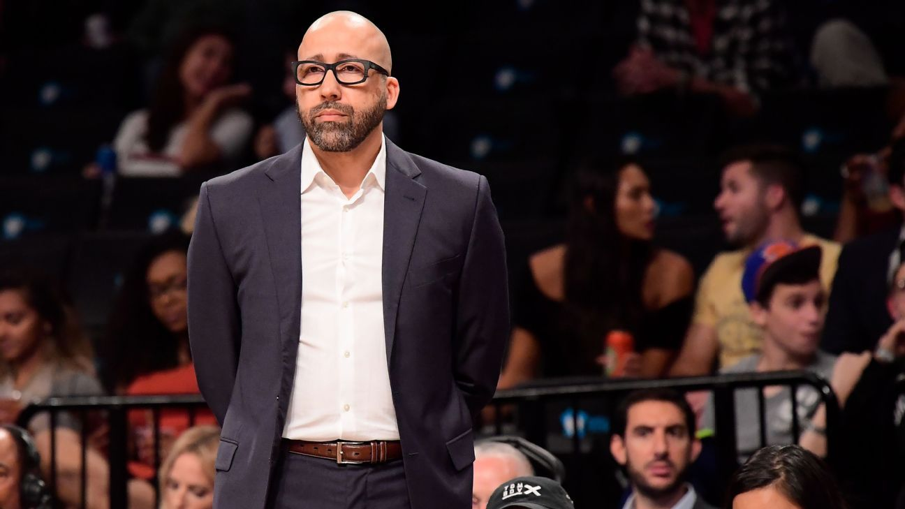 Los Angeles Lakers finalizing deal to hire David Fizdale as assistant, sources say