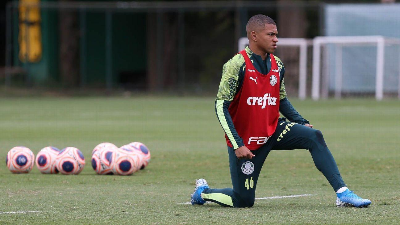 Gerente Do Palmeiras Revela Ofertas De Times Das Series A E B Por Lucas Esteves