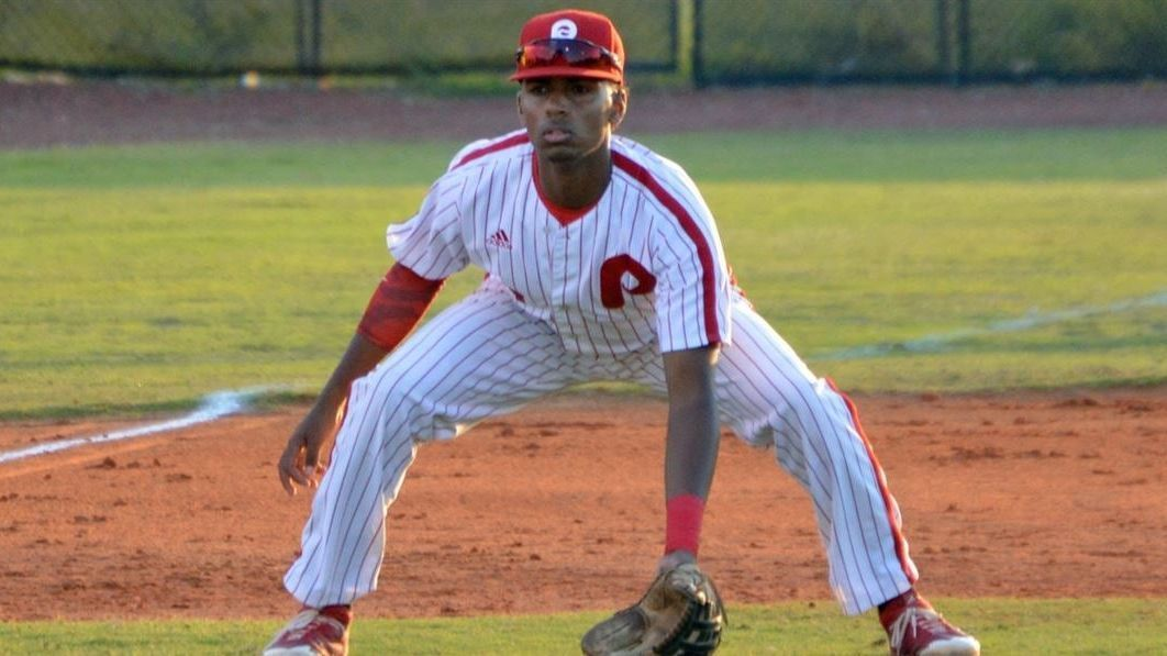 Washington Nationals toman al dominicano Samuel Infante en el draft de MLB