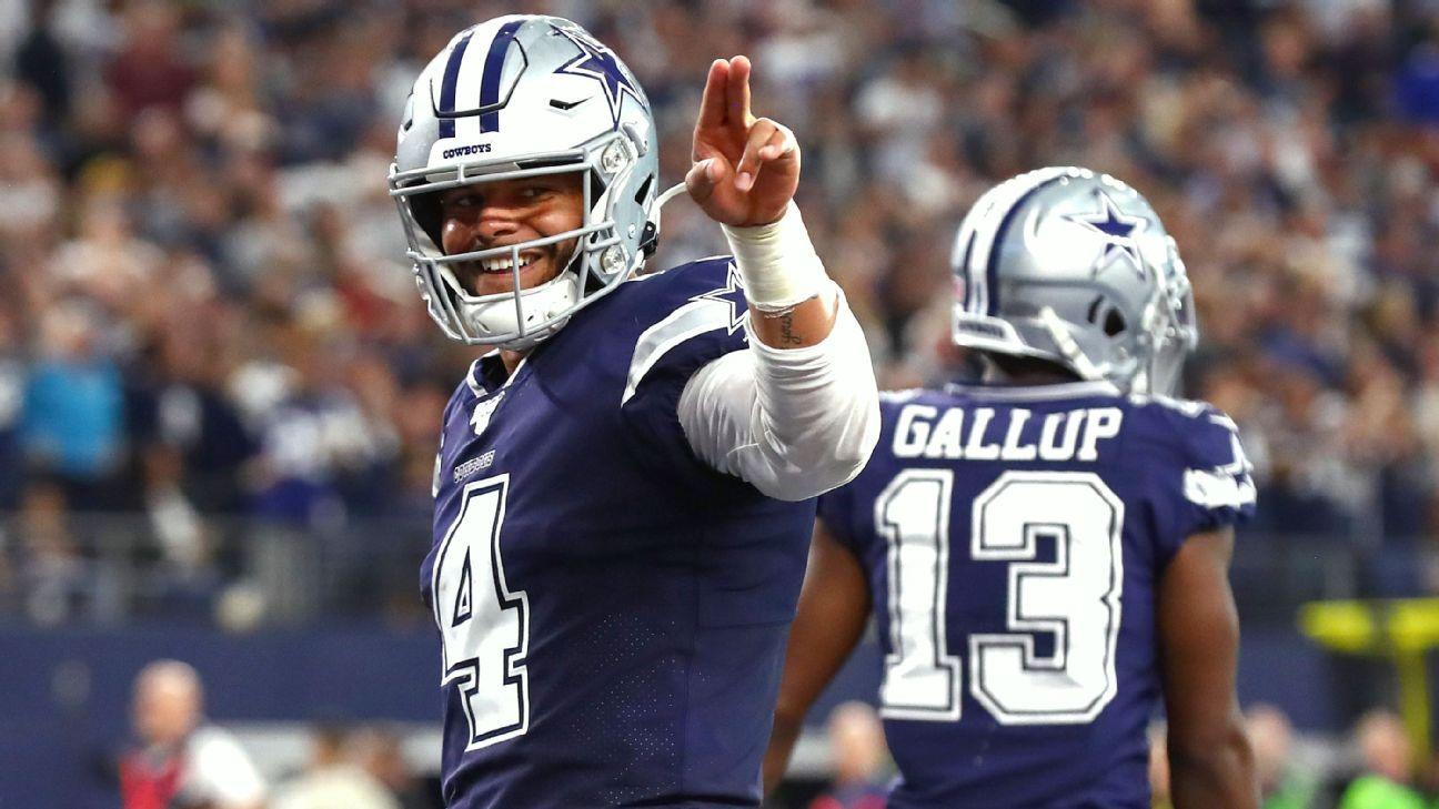 Dak Prescott Cowboys insist all is well without new deal – ESPN