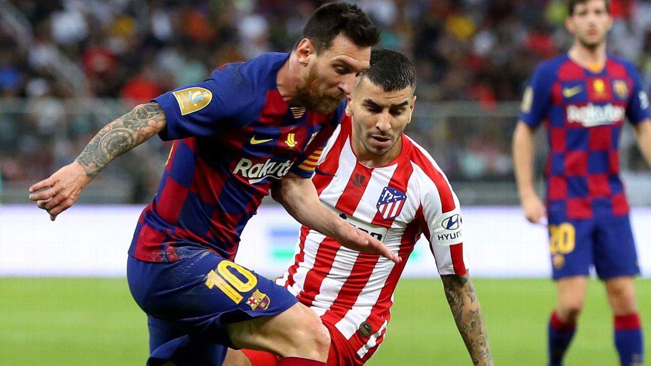 Barcelona vs. Atlético de Madrid: Horario, TV y cómo ver online