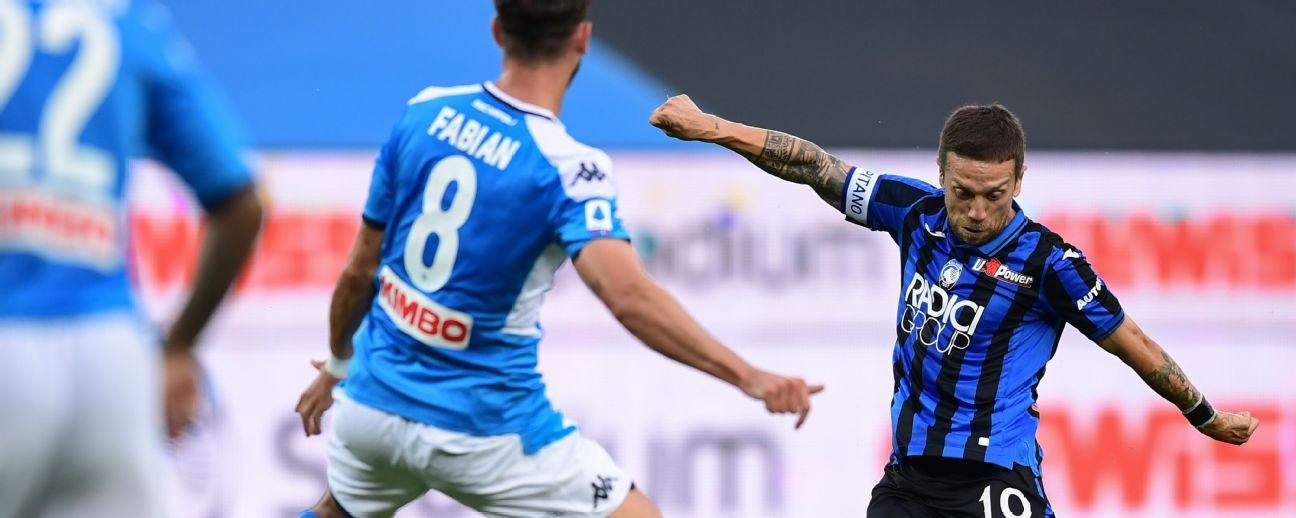 Atalanta vs. Napoli - Reporte del Partido - 2 julio, 2020 - ESPN