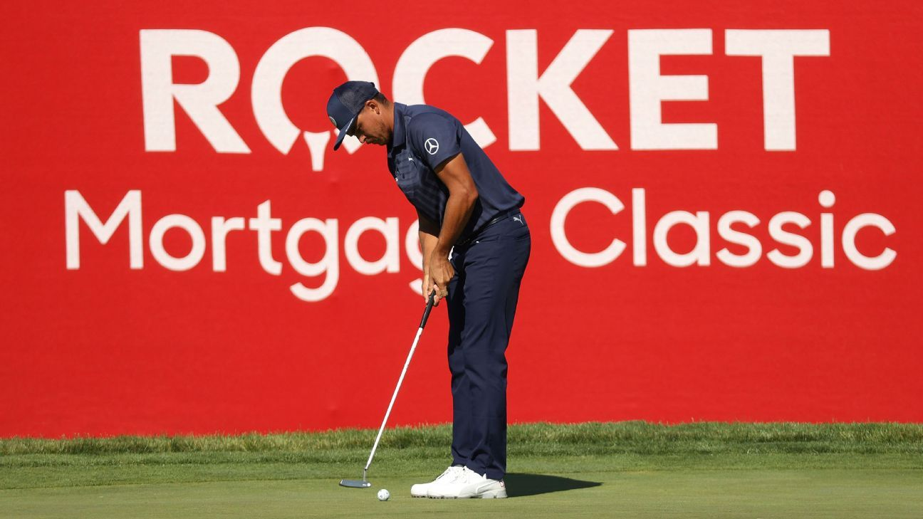Rickie Fowler is searching for his game ... has he found it?