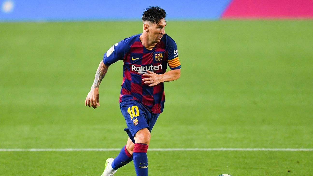 Ex-Barca chief: Messi too smart to be club pawn