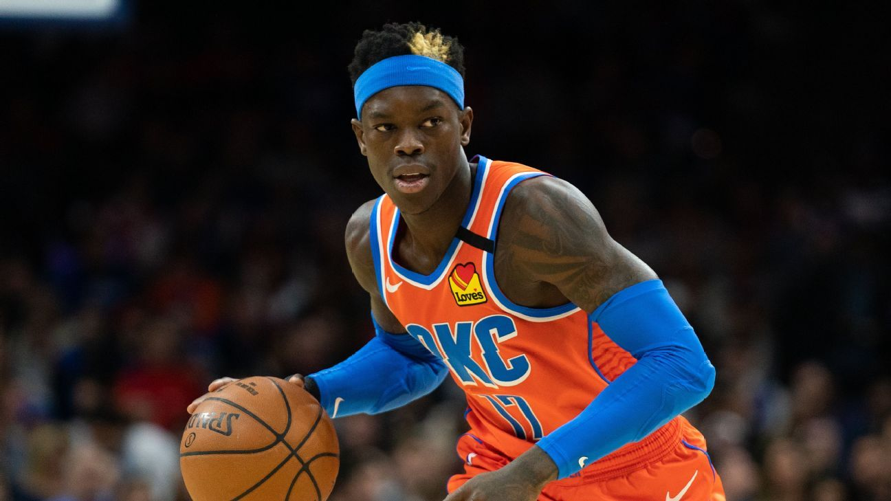 Sources -- Los Angeles Lakers in talks to acquire Dennis Schroder from Oklahoma City Thunder