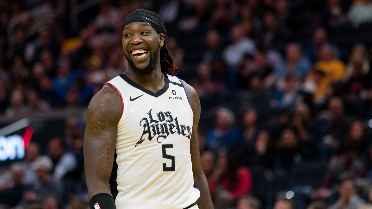 Source: Clippers' Montrezl Harrell leaves NBA bubble for family emergency