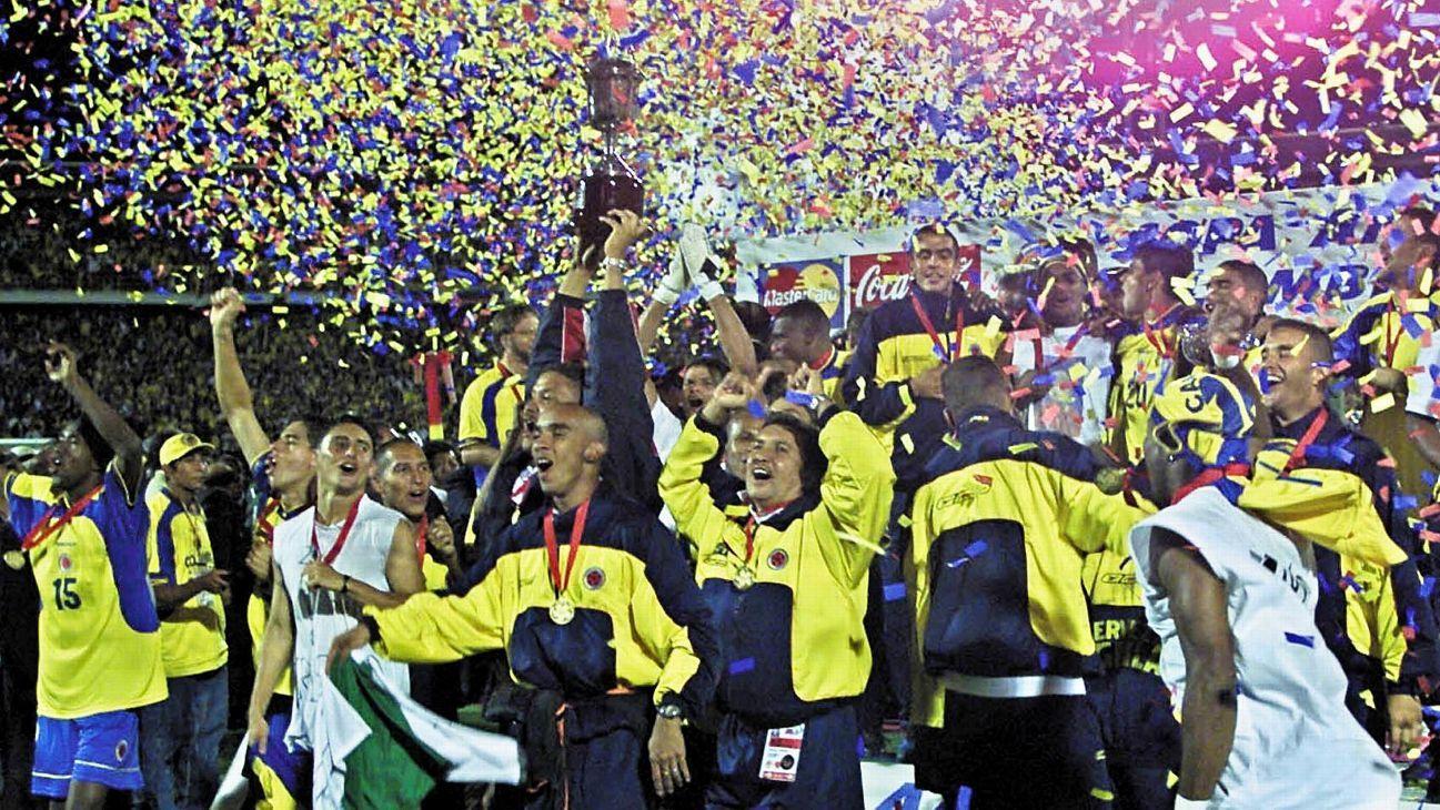A 20 años de Colombia campeón de Copa América 2001: el triunfo de una causa común del país