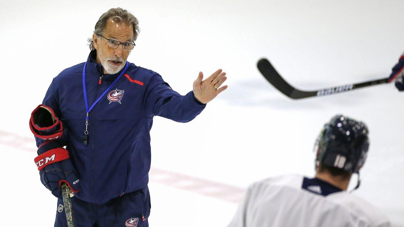 Blue Jackets GM Jarmo Kekalainen gives coach John Tortorella vote of confidence - ESPN