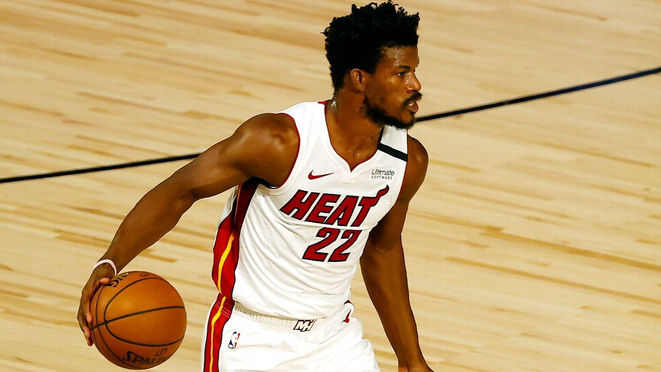 Butler returns from foot injury to lead Heat's win