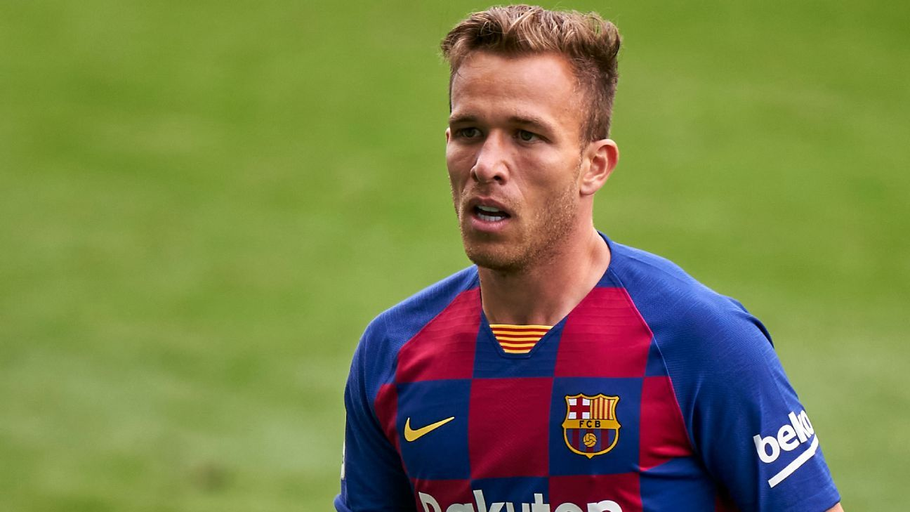 Arthur lacked respect, to be disciplined - Barca