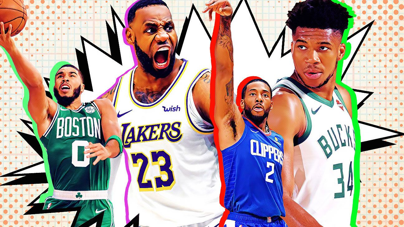 Nba Playoffs 2020 Everything To Know About The 16 Teams That Can Still Win The Title