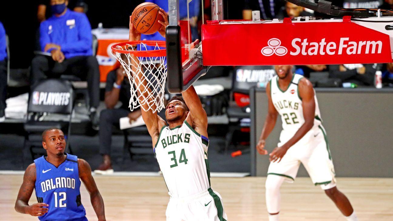 NBA Antetokomnpo