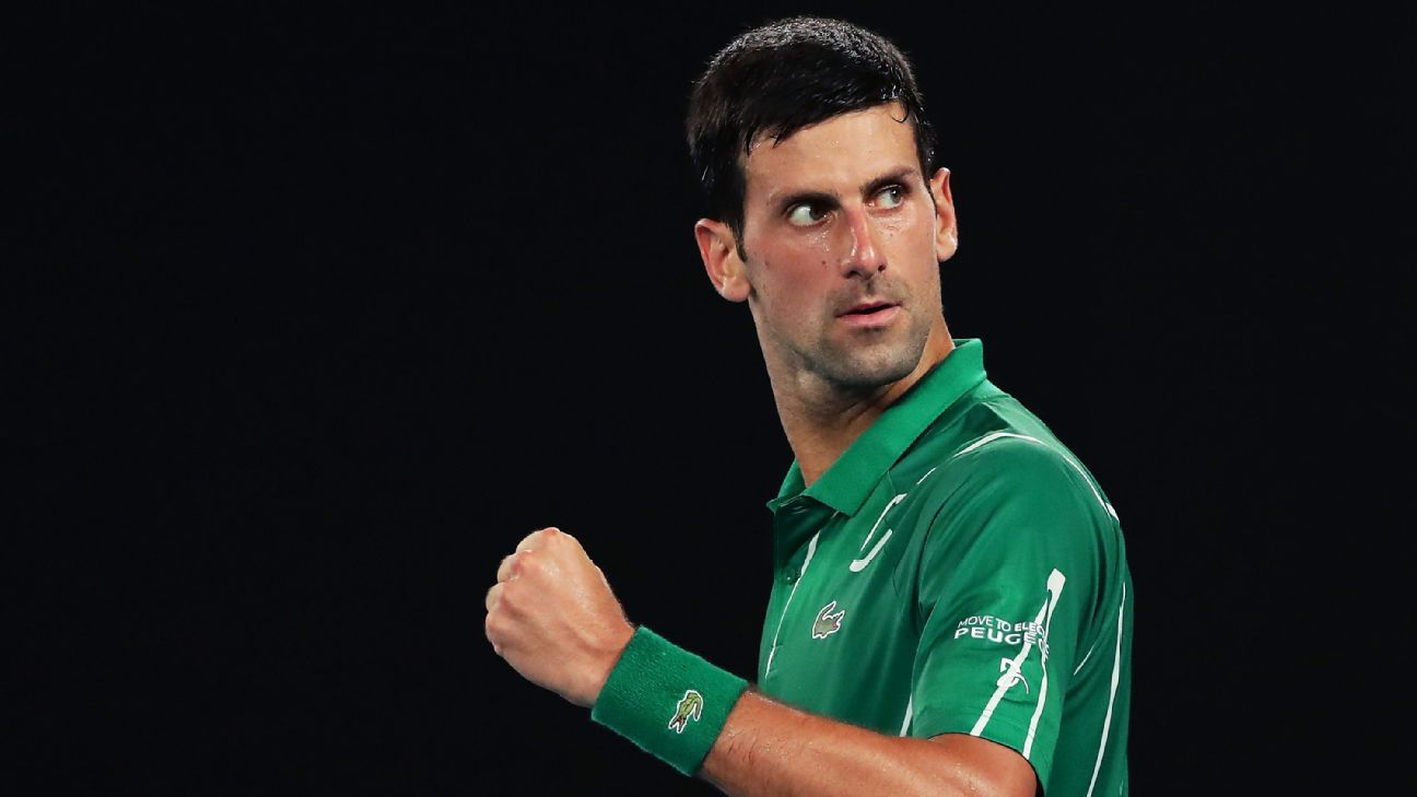 Novak Djokovic's image needs more work than his tennis game at US Open – ESPN