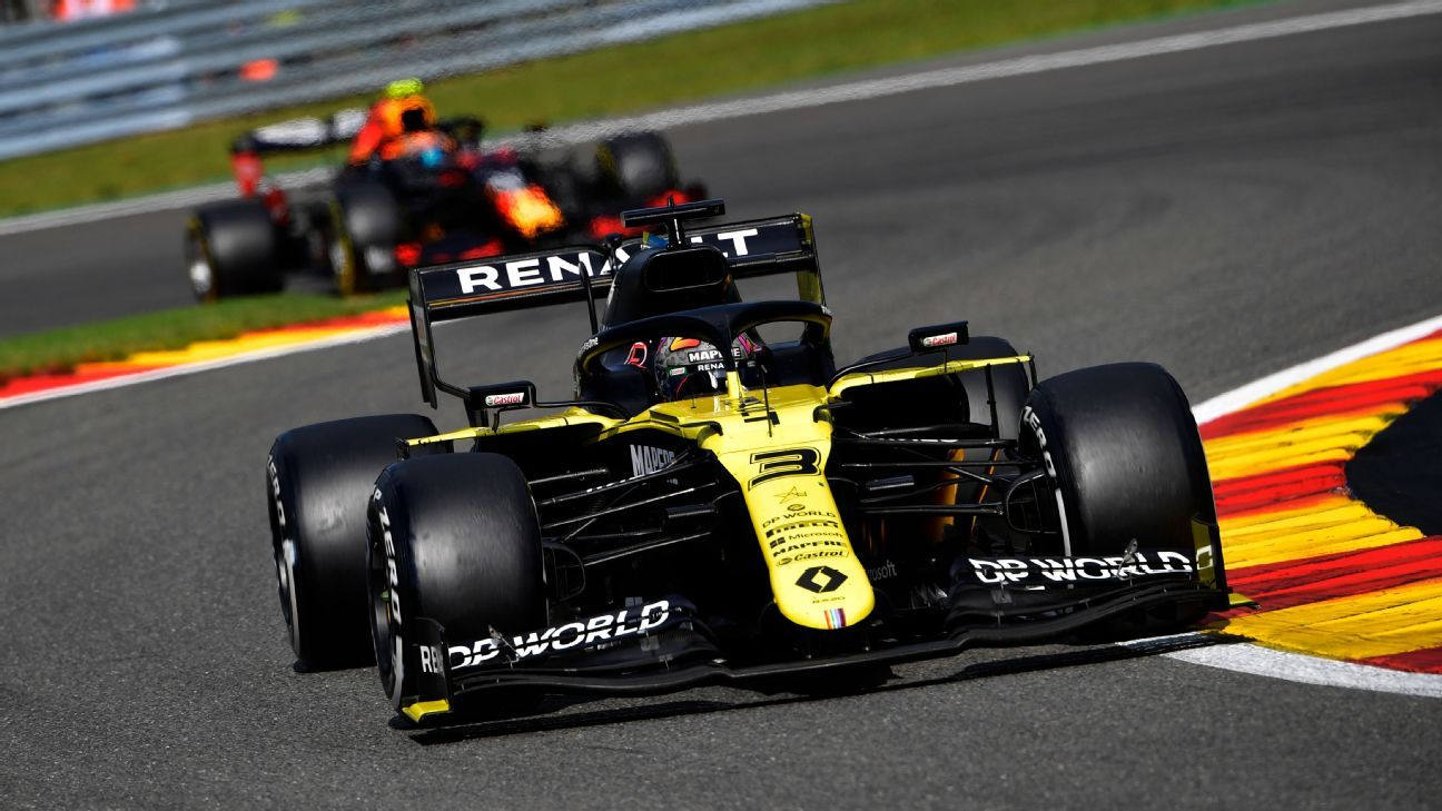 Renault To Rebrand As Alpine In 2021