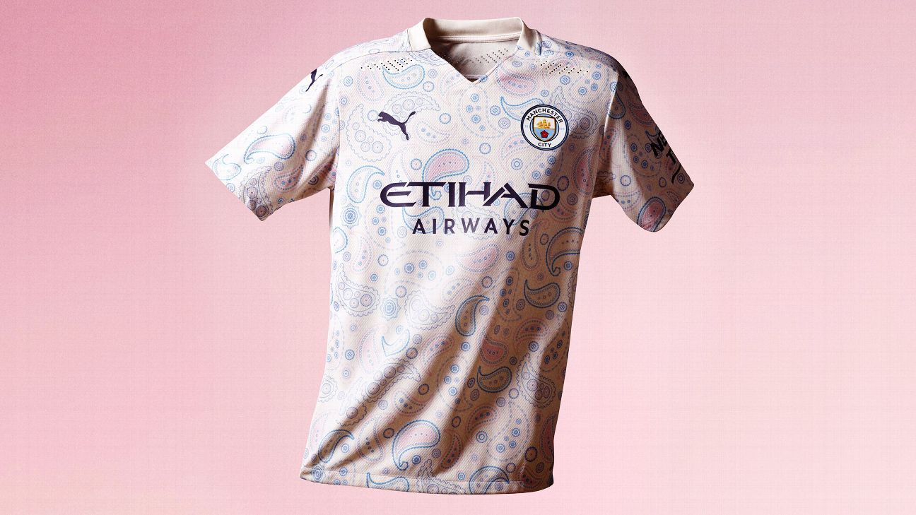 Premier League 2020-21 kit power rankings: Which club tops the style table?