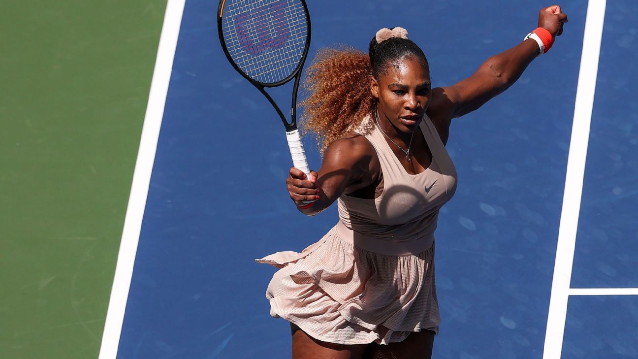 Serena Williams Survives And Novak Djokovic Defaults To Start Wild Week 2 At The 2020 Us Open