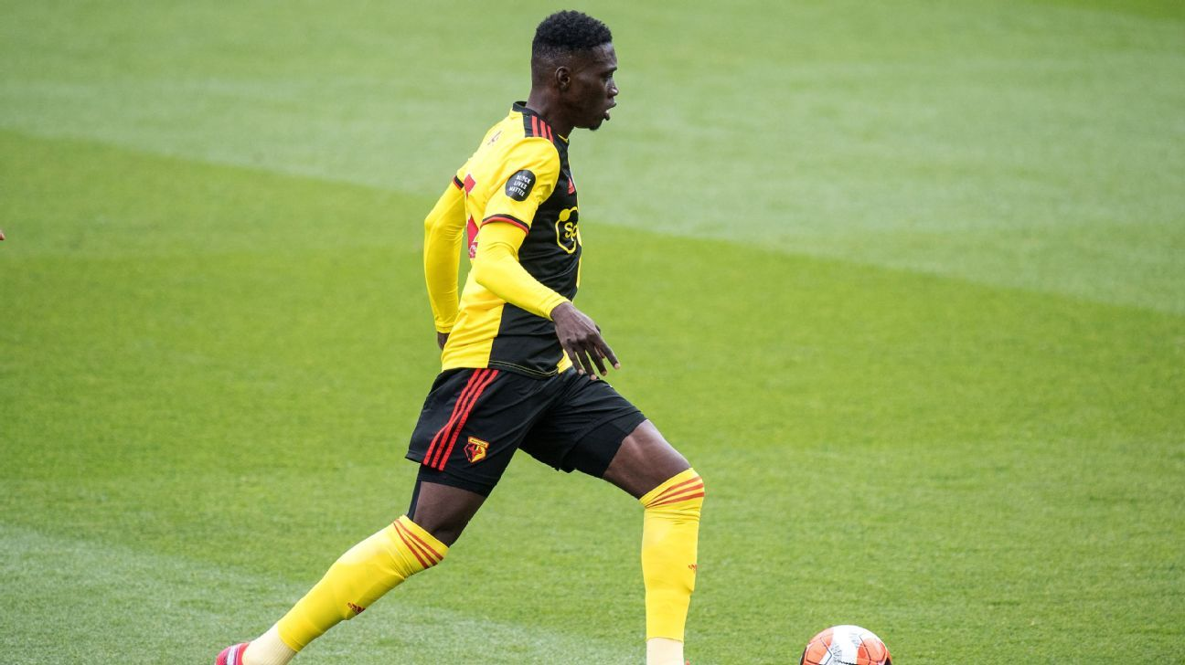 Liverpool step up interest in Watford's Ismaila Sarr - sources - ESPN