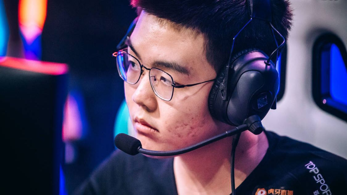 Top five top laners at the League of Legends World Championship