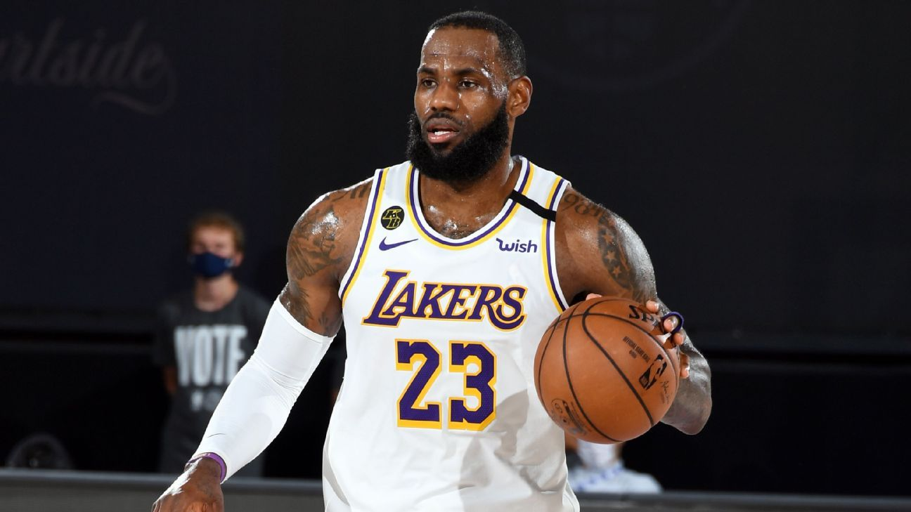 LeBron: 'Zero comment' on sheriff's challenge