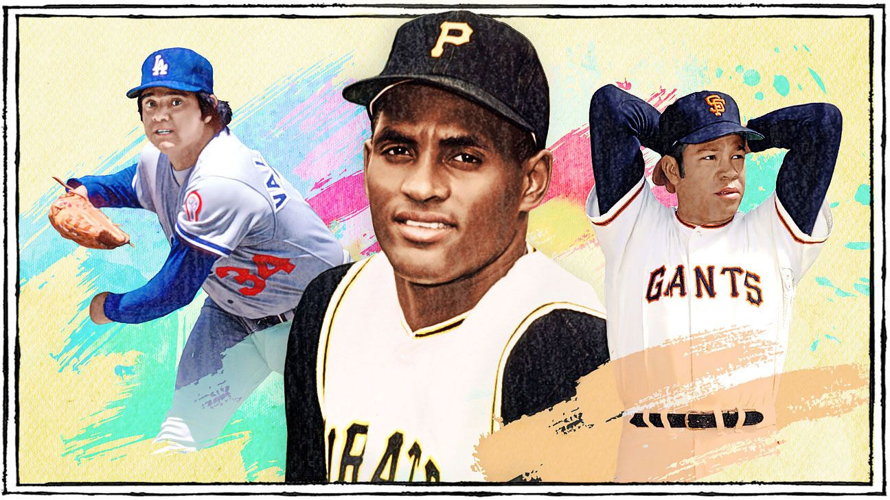Hispanic Heritage Month: Roberto Clemente tops list of baseball's legendary Latino faces