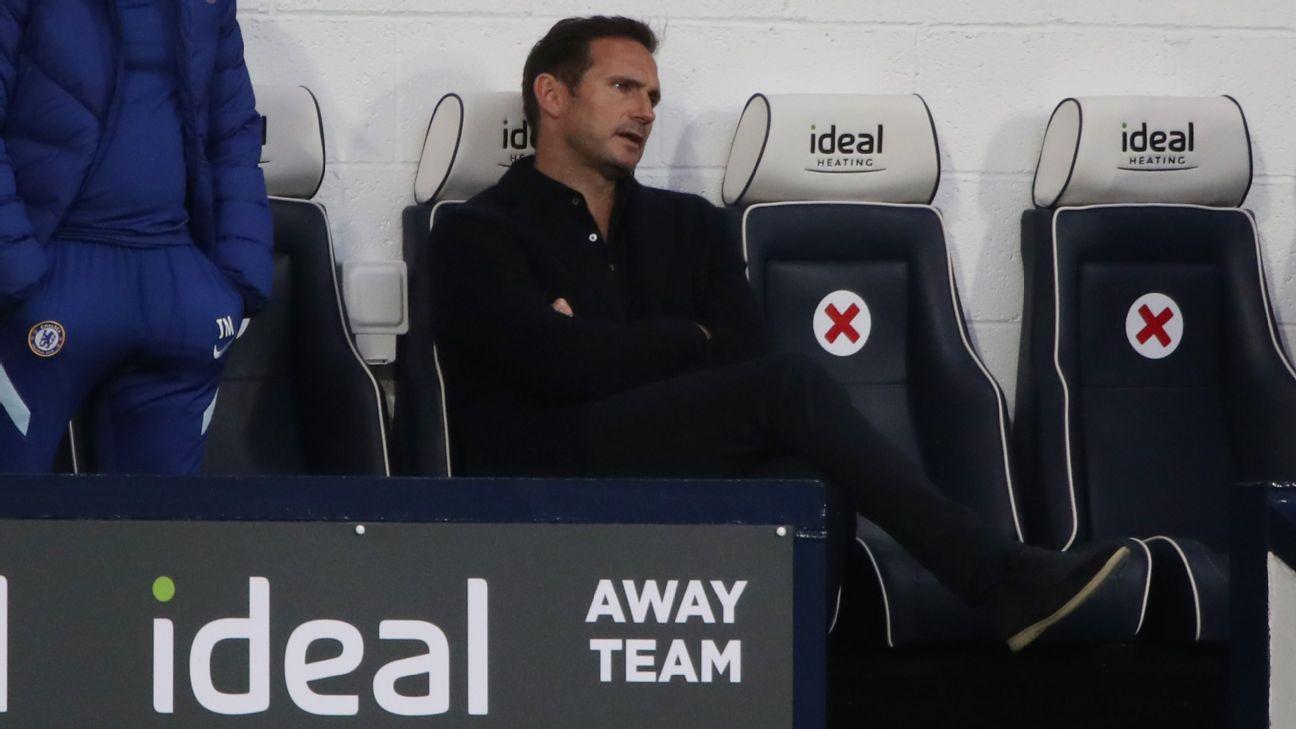 El terrorífico primer tiempo del 'Súper Chelsea' ante el último lugar de la Premier League
