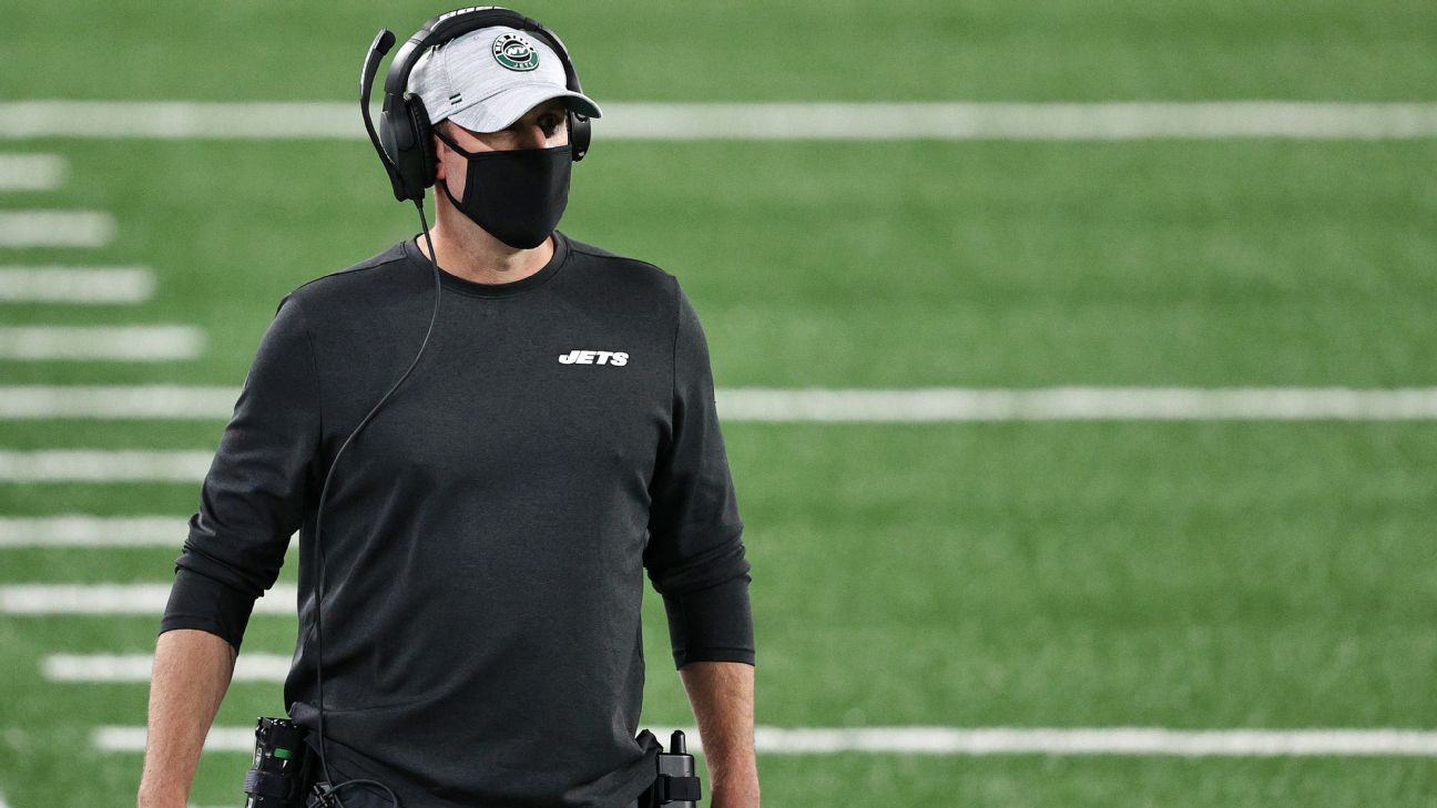 Gase cedes playcalling vs. Bills, but Jets still lose