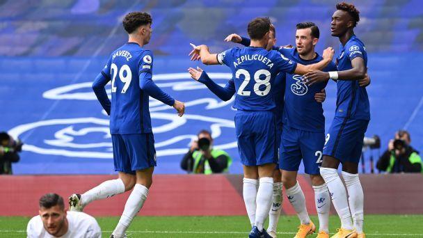 Chelsea Vs Crystal Palace Football Match Summary October 3 2020 Espn
