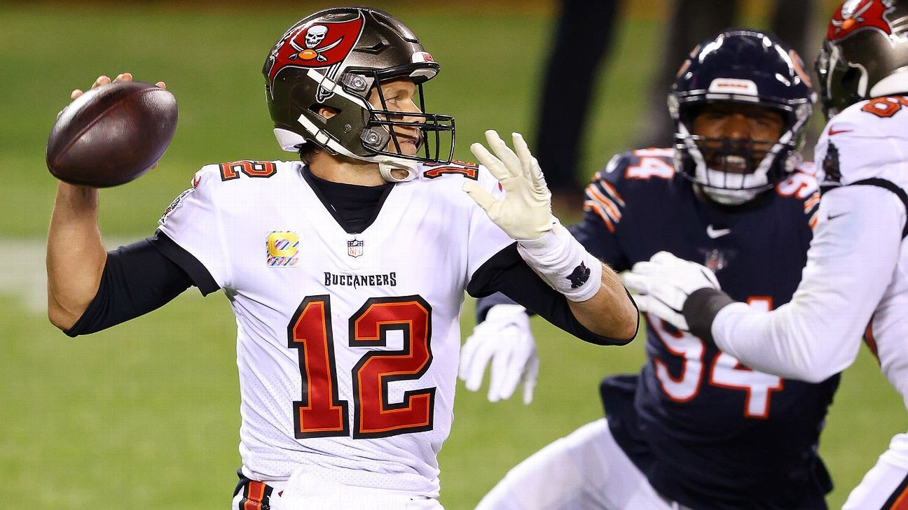 Tampa Bay Buccaneers Tom Brady Focusing On Yards Not First Down Was Wrong Approach