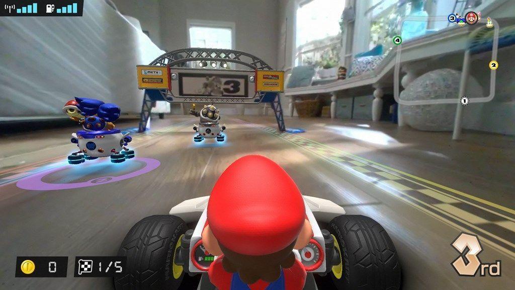 Mario Kart Live: Home Circuit tips and tricks