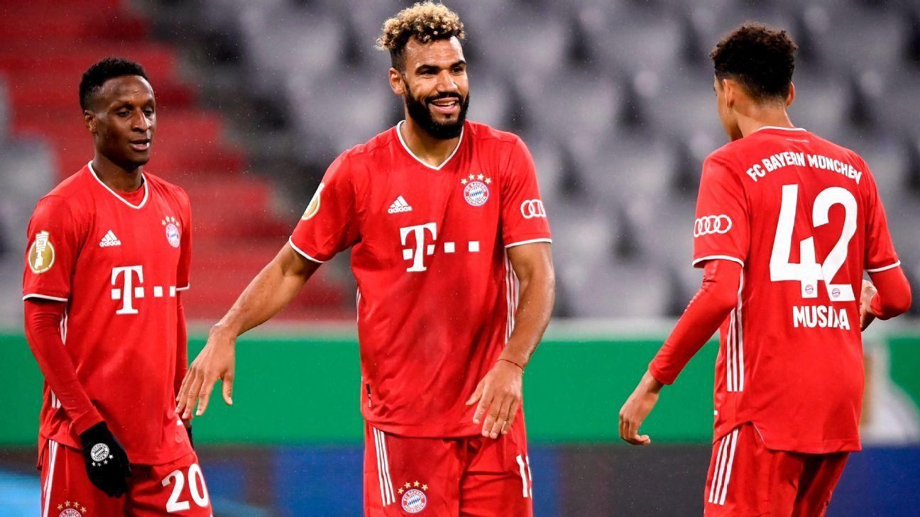 1. FC Düren vs. Bayern Munich - Reporte del Partido - 15 octubre, 2020 - ESPN
