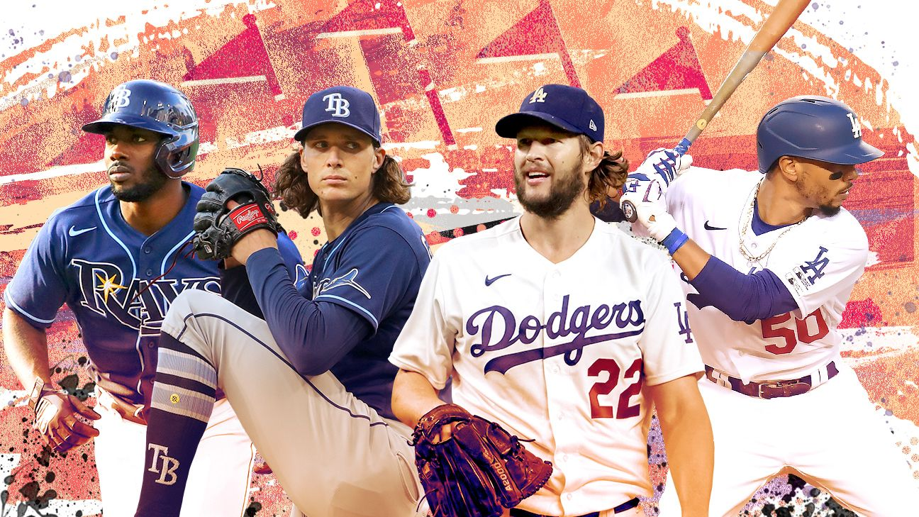 World Series 2020 - Ultimate Los Angeles Dodgers-Tampa Bay Rays viewers  guide