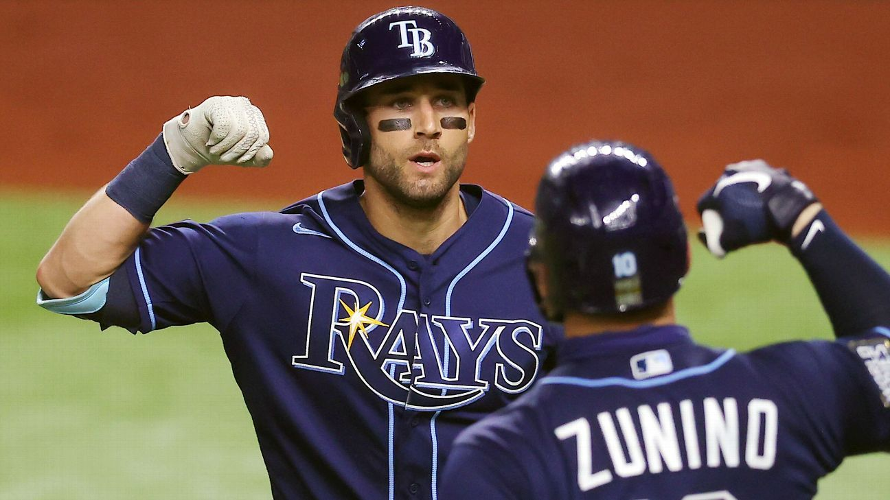 What the Rays and Dodgers need to do from here to win the World Series