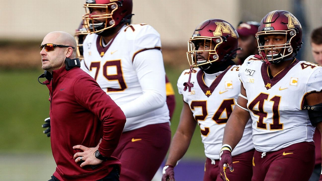 'It's bigger than football' -- Minnesota returns with new perspective