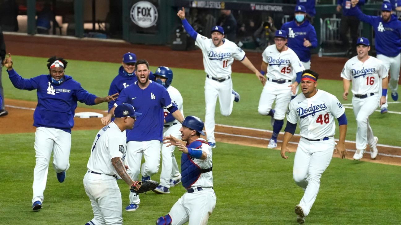 Win totals, World Series, pennant and division odds for all 30 MLB teams - ESPN