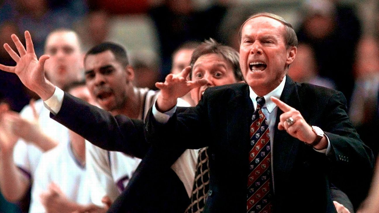 Legendary Oklahoma Sooners Basketball Coach Billy Tubbs Dies at 85