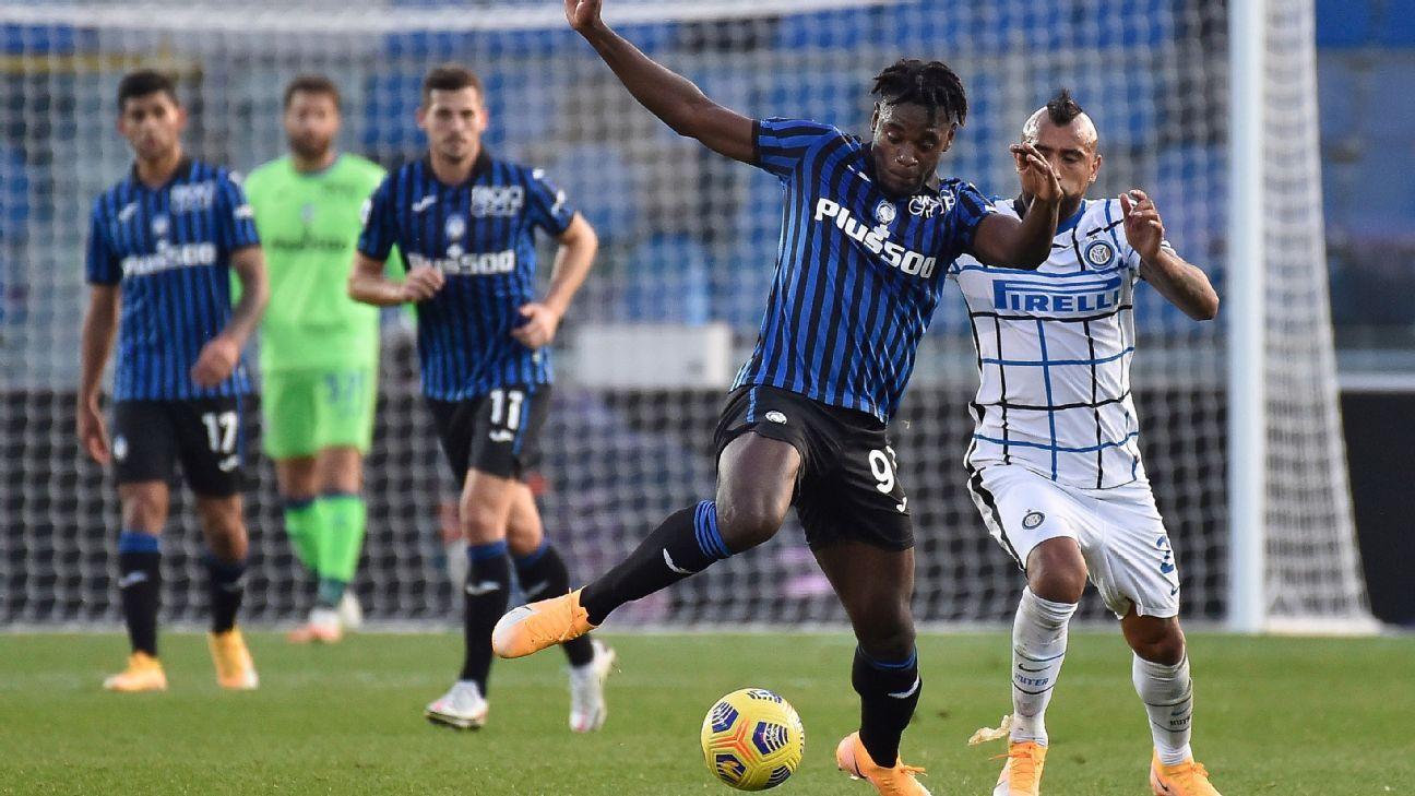 Atalanta vs. Internazionale - Reporte del Partido - 8 noviembre, 2020 - ESPN