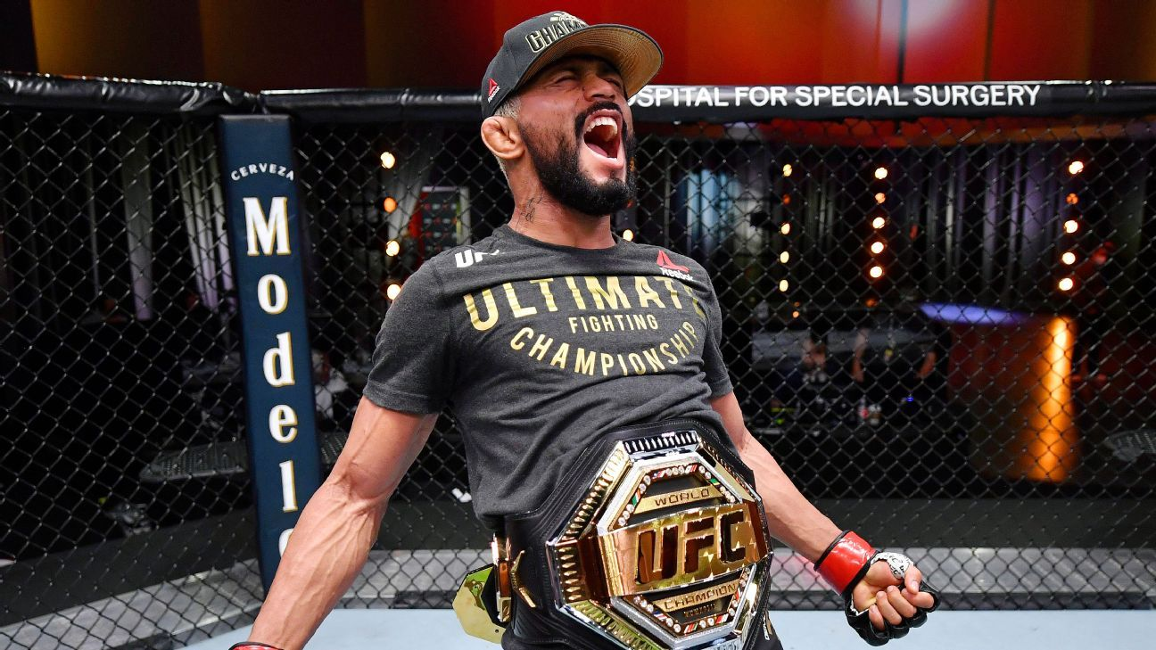 Deiveson Figueiredo wants to face Henry Cejudo after defense, revive BMF honor