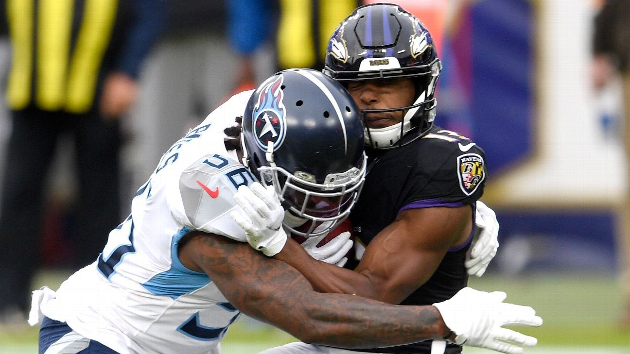 Baltimore Ravens QB Lamar Jackson after loss — Tennessee Titans 'wanted it more than us' – ESPN
