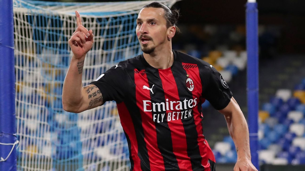 Ibrahimovic slams EA Sports for using his name, picture in FIFA 21 - ESPN