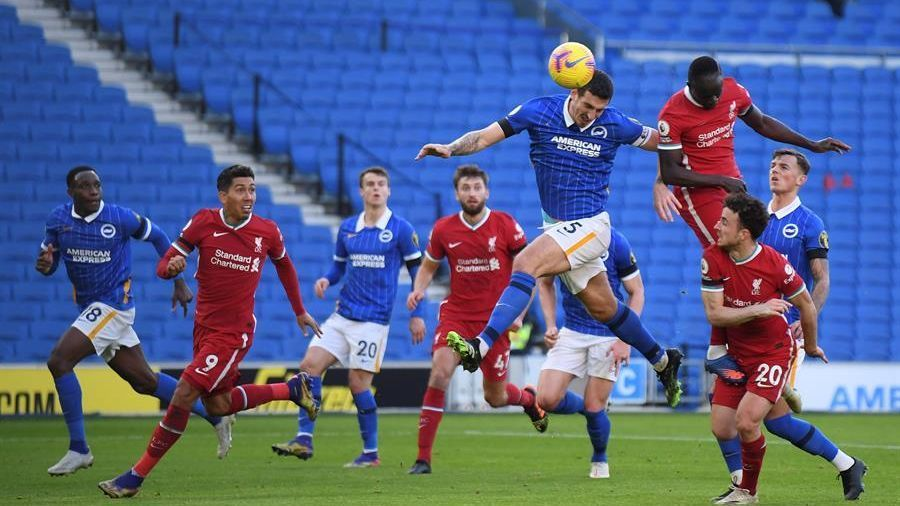 Brighton & Hove Albion vs. Liverpool - Reporte del Partido - 28 noviembre, 2020 - ESPN
