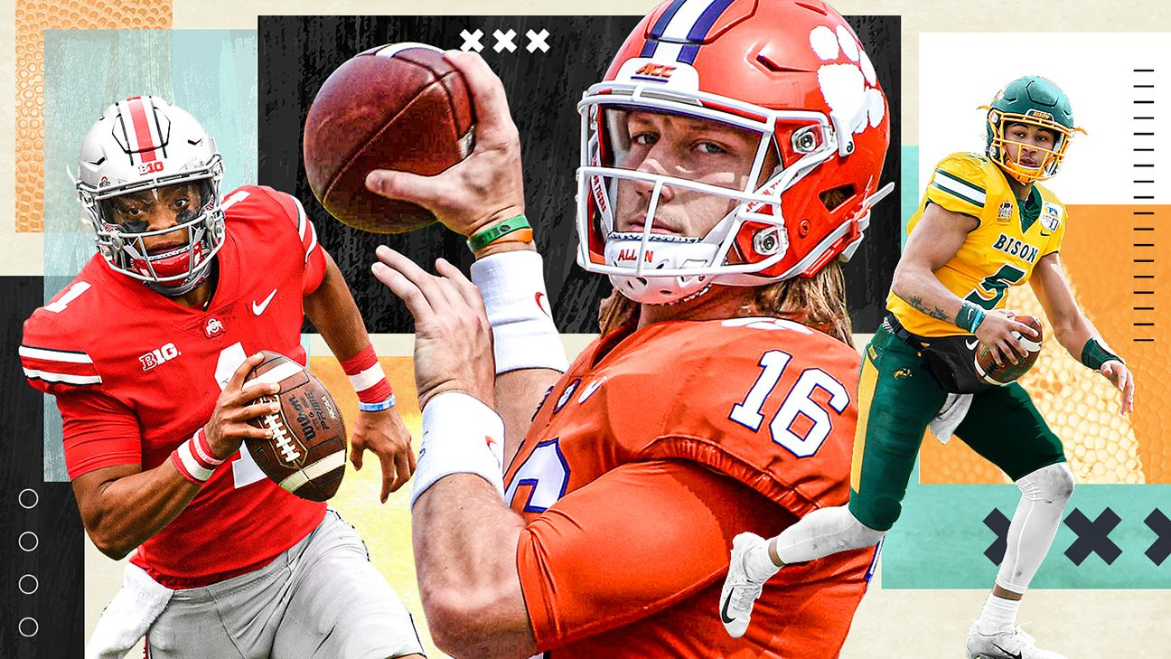 13 QBs in the NFL draft, five key stats: Do the numbers actually match the tape?