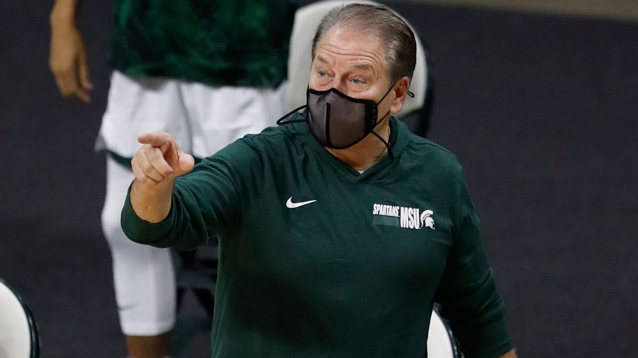 Tom Izzo, Michigan State get first win at Cameron Indoor against Duke - 'I'm not gonna put this as an asterisk'