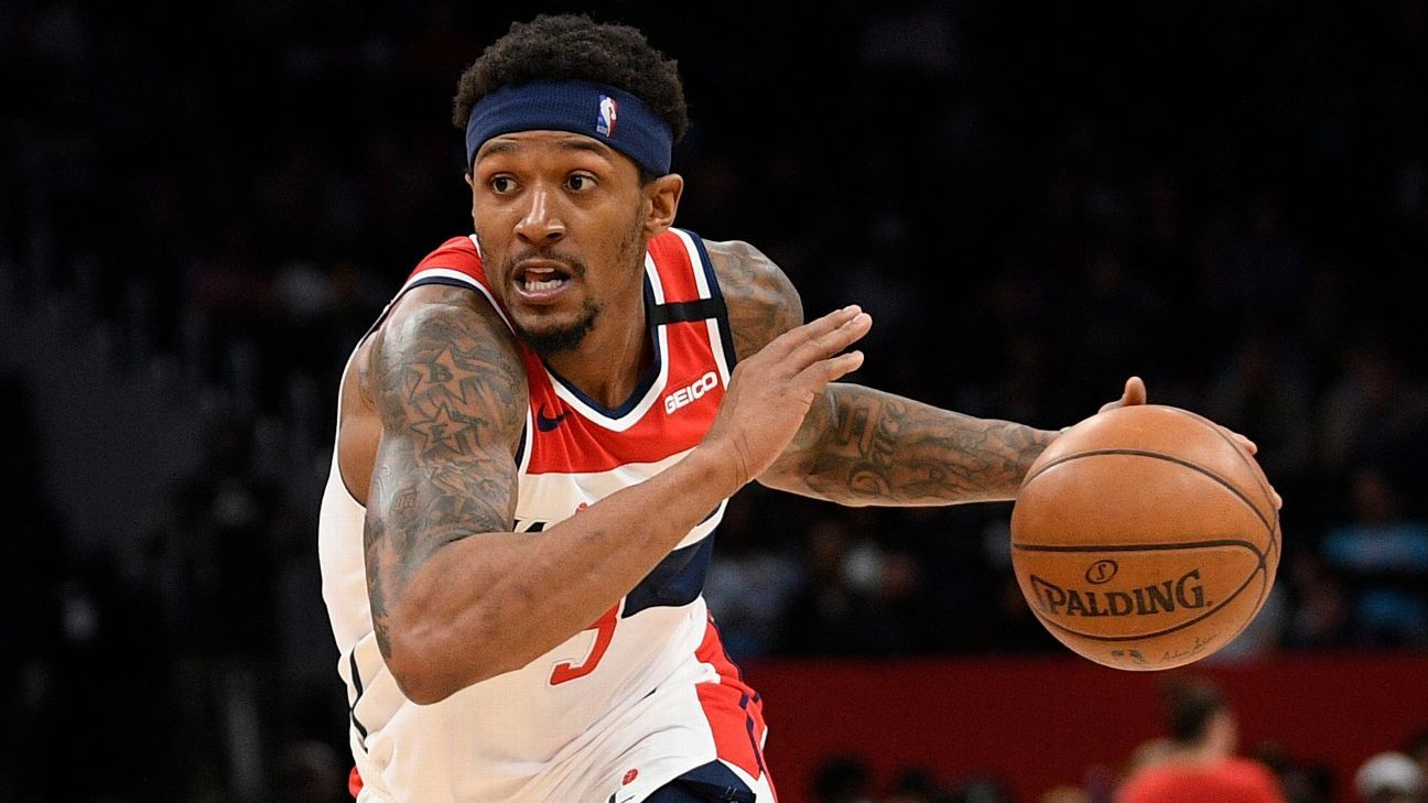 Washington Wizards star Bradley Beal says he doesn't feel any pressure to get vaccinated against COVID-19