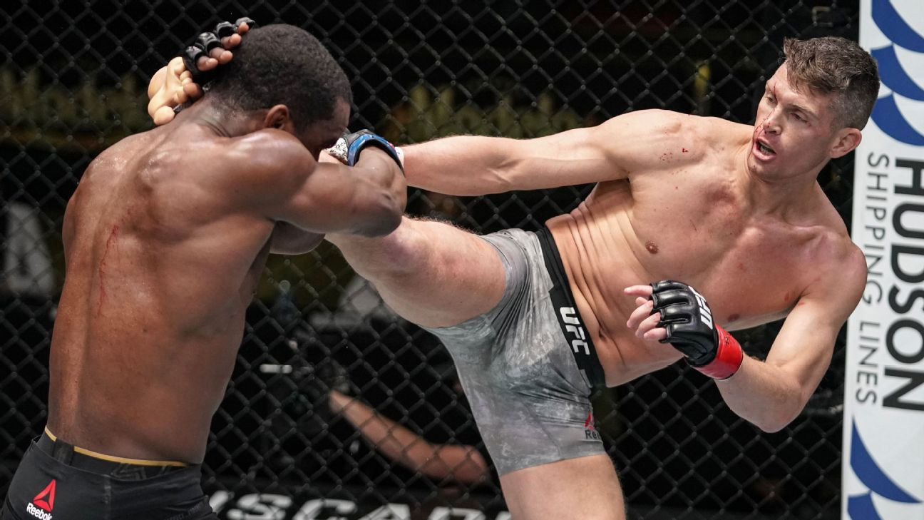 UFC takeaways -- Stephen Thompson proved he's still a title threat; who should he fight next?