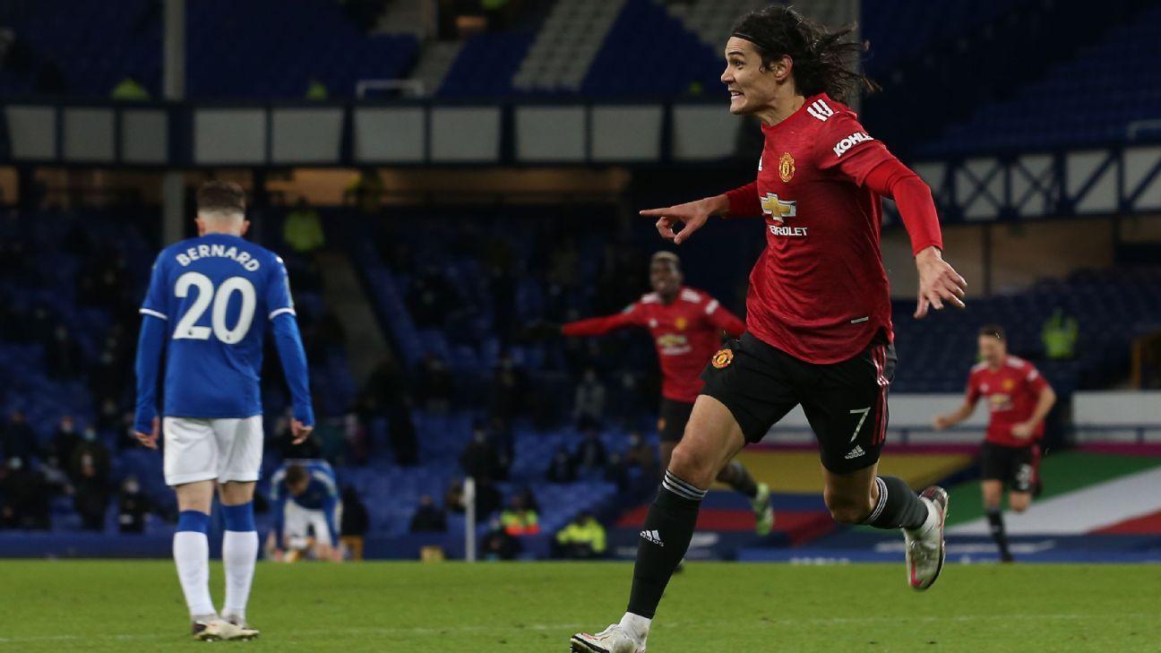 Everton vs. Manchester United - Reporte del Partido - 23 diciembre, 2020 - ESPN