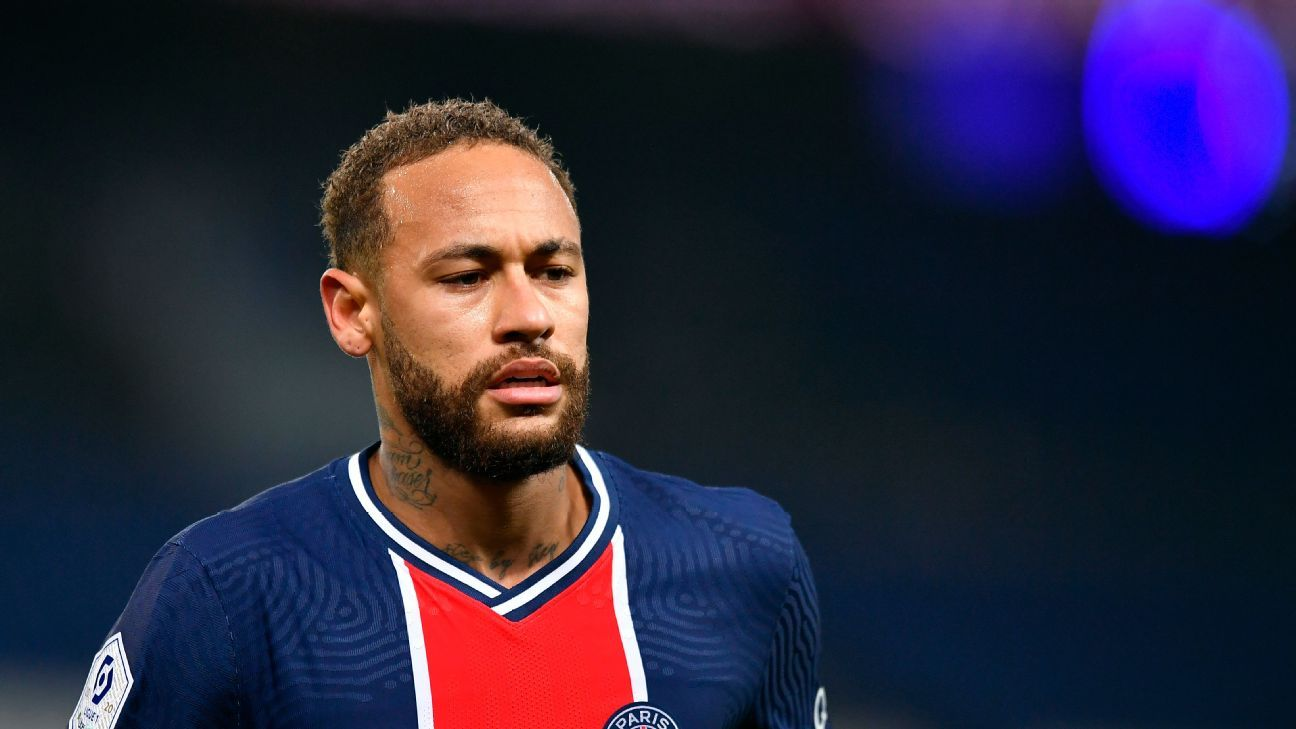 PSG's Neymar signs contract extension
