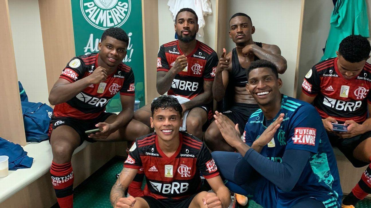Flamengo pode emprestar meio-campo que encantou Dome por conta de disputa acirrada com Gerson, Diego e companhia