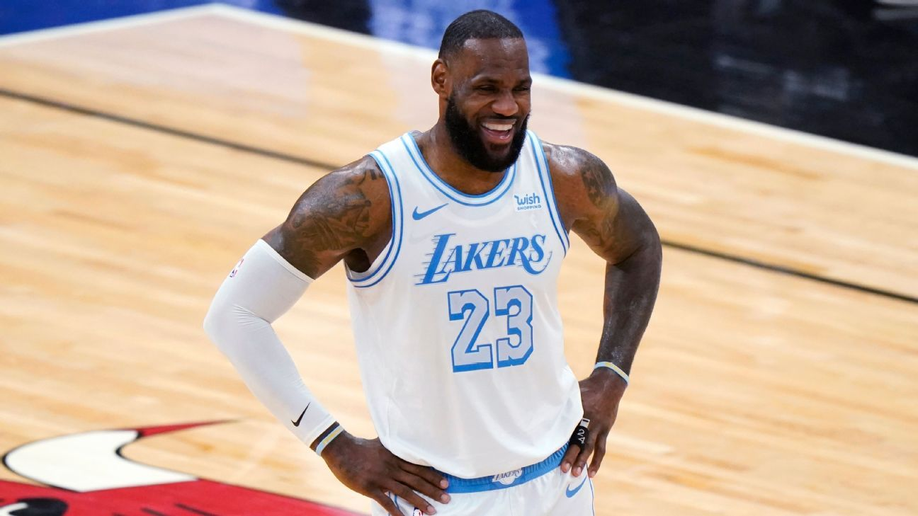 LeBron James releases sneak peek of 'Space Jam: A New Legacy'
